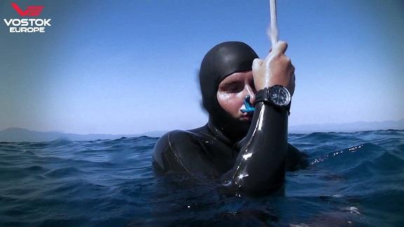 Uret til dykkeren