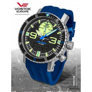 Vostok Europe Mriya Multifunctional Blue 9516-5555249