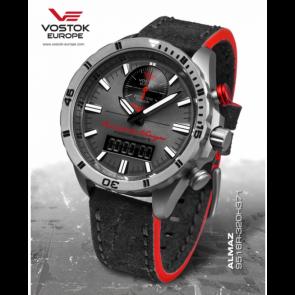 Vostok Europe Benediktas Vanagas Titanium Edition 9516R-320H371