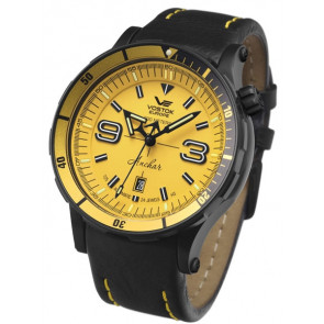Vostok-Europe Anchar 510C530 Leather