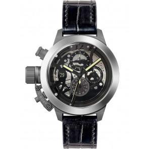 U-Boat 8060 Skeleton Titanium chronograph 45 mm
