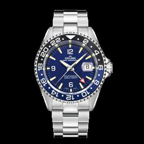 Delma Santiago GMT Meridian Blue