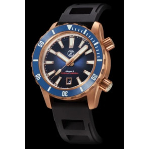 Zelos Abyss 3 3000M Bronze Midnight Blue Special
