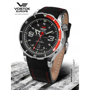 Vostok Europe Anchar Automatic 510A587 Leatherstrap