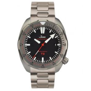 Sinn Art-Nr. 1015.010 Diver T2 EMZ 15 Titaniumbracelet