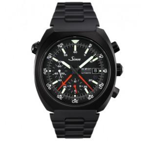 Sinn Art-Nr. 140.030 PVD Coated Space chronograph Steelbracelet