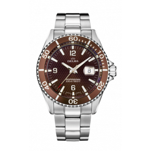 Delma Santiago Quartz Brown