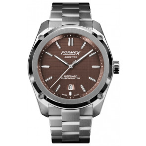 Formex Essence Chronometer Brown Steel