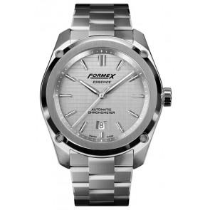 Formex Essence Chronometer Silver Steel