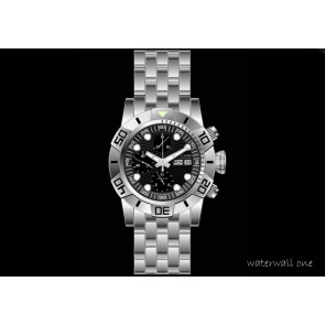 Nauticfish Waterfall Chronograph Black