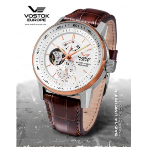 Vostok Europe Automatic Open Balance 565E550