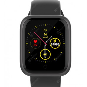 GT 1 Smartwatch Black