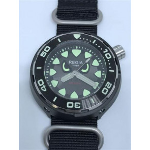 Regia Diver 2018  Angry Eye Steel