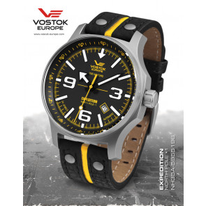 Expedition Northpole 5955196 Leather Strap
