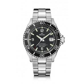 Delma Santiago Chronometer Automatic Black