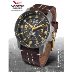 Vostok Europe Ekranoplan 546H515 Leather