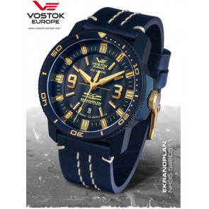 Vostok Europe Ekranoplan 546D511 Leather