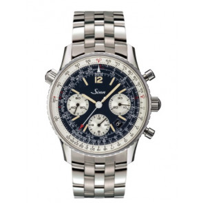 Sinn Art-Nr. 903.045 Navigation Chronograph Steelbracelet