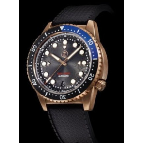 Zelos Bronze Mako 500m Black / Blue Batman