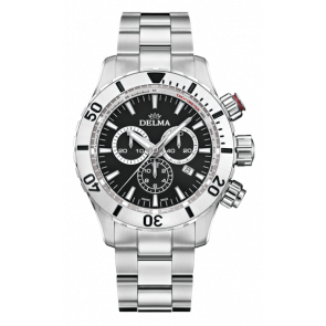 Delma Montego All steel Quartz