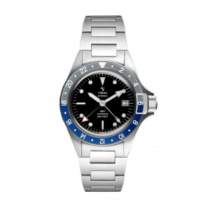 Yema Superman Automatic GMT Blue Heritage YSUPGMT2019A-AMS