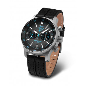 Vostok-Europe Expedition Northpole 592A561 Leather Strap