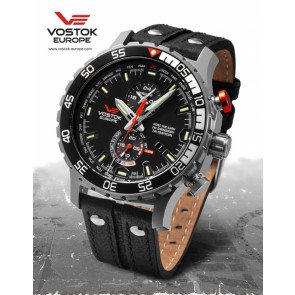 Vostok Europe Expedition Everest Underground  597A549 Leatherstrap
