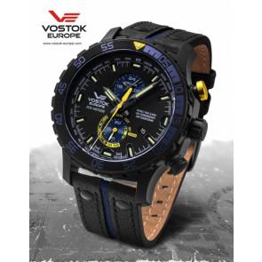 Vostok Europe Expedition Everest Underground  597C547 Leatherstrap
