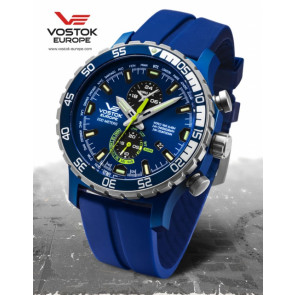 Vostok Europe Expedition Everest Underground 597E546 Siliconestrap