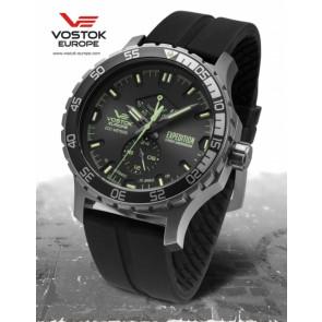 Vostok Europe Expedition Everest Underground 597A543 Siliconestrap