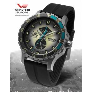 Vostok Europe Expedition Everest Underground 597A544 Siliconestrap