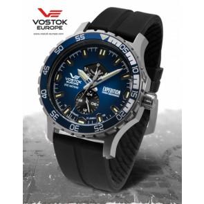 Vostok Europe Expedition Everest Underground 597A545 Siliconestrap