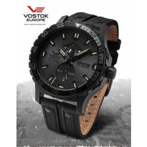Vostok Europe Expedition Everest Underground 597D542 Leatherstrap