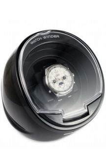 Watchwinder single black