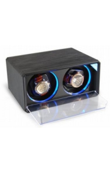 Watchwinder double black