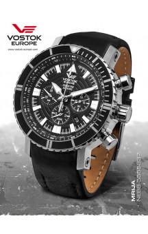 Vostok Europe Mriya Chronograph Automatic NE88-5554237