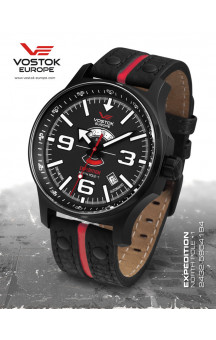 Expedition Northpole 5954194 Leather Strap