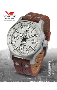 Expedition Northpole 5955192 Leather Strap
