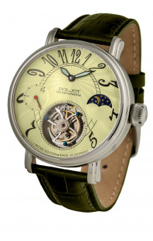 Poljot International Tourbillon Powerreserve Classic 80 hours   3340.T13