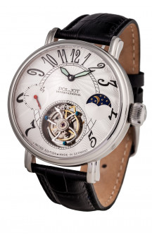 Poljot International Tourbillon Powerreserve Classic 80 hours   3340.T14