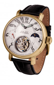 Poljot International Tourbillon Powerreserve Classic 80 hours  3340.T15