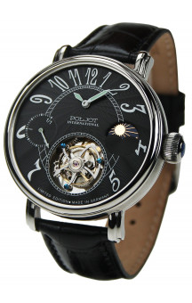 Poljot International Tourbillon Powerreserve Classic 80 hours   3340.T16