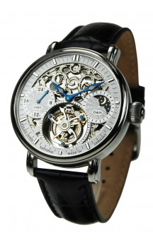 Poljot International Tourbillon Skeleton  3360.T04