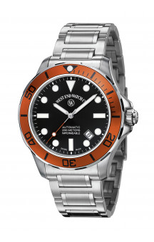 West End Watch Impermeable Diver 6850.10.3333-ALO