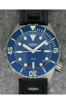 Armida A1 Steel Blue