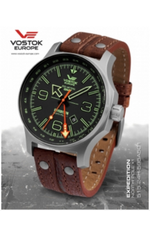 Expedition Northpole 595A501 Leather Strap