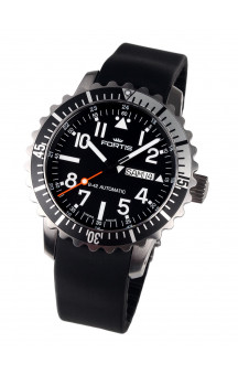 Fortis 670.17.41 K B-42 Marinemaster Grey