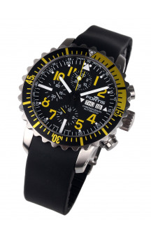 Fortis 671.24.14 K B-42 Marinemaster Yellow