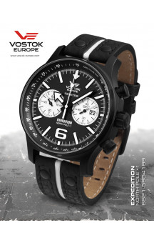 Expedition Northpole 5954199 Leather Strap
