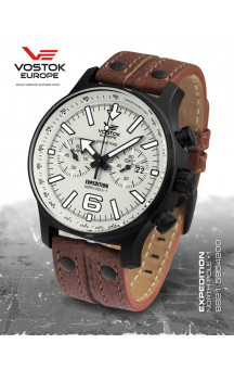 Expedition Northpole 5954200 Leather Strap